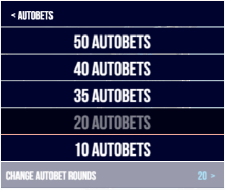 Asteroids auto-bet rounds settings.png