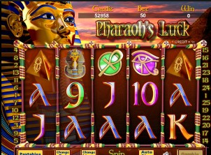 Pharaoh's Luck