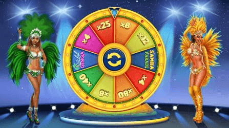 Rio Fever Bonus Wheel Features