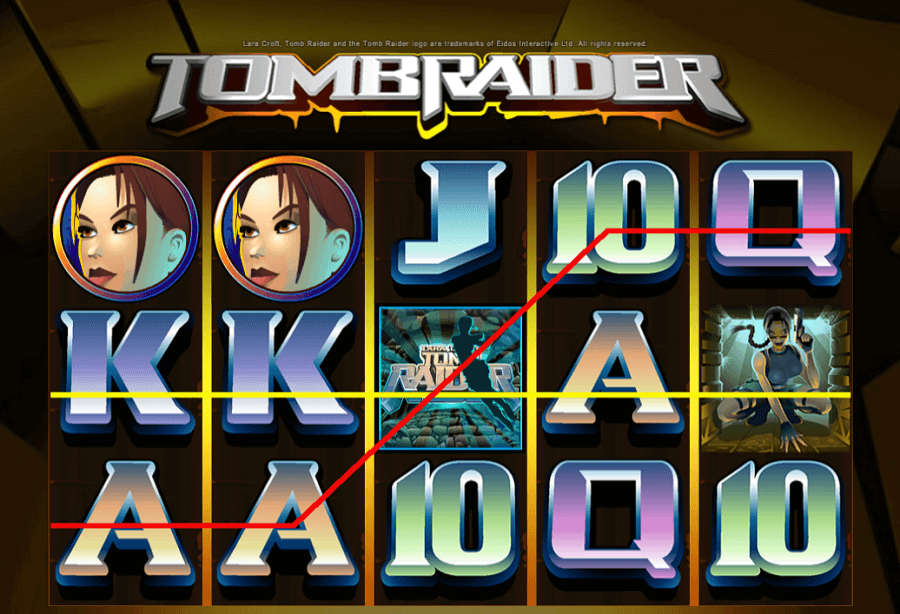Tomb Raider Slot