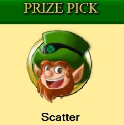 Isish Luck Leprechaun Symbol