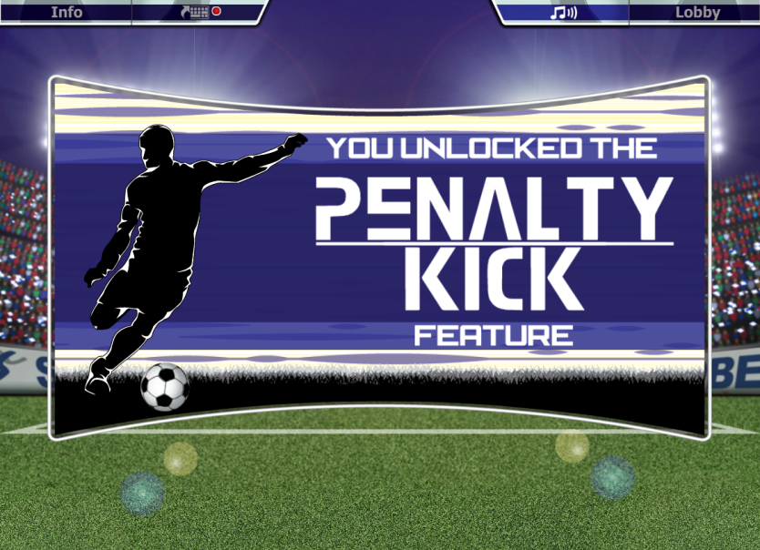 Football Madness Penality Kick Activated