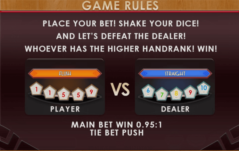 Poker Paradice inside the information button .png