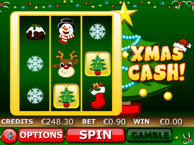Xmas Cash Game Overview