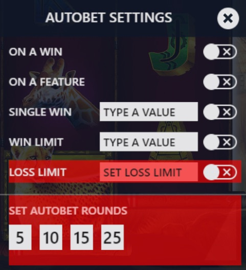 Rumble Rhino autobet in the UK