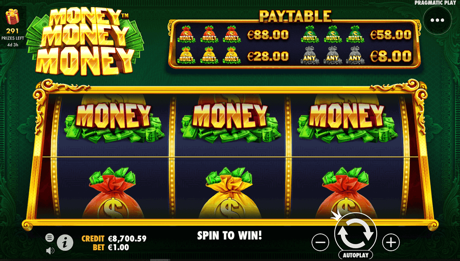 Money Money Money Slot