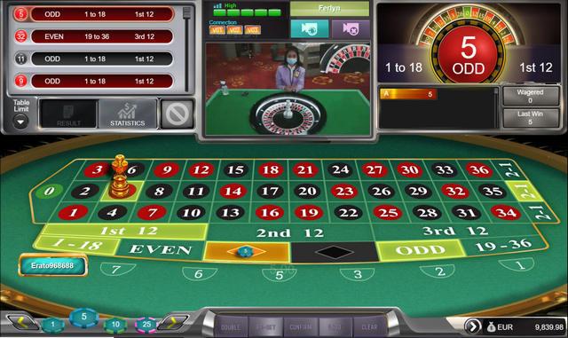 Live Casino Betting Rules Sbobet Information Center
